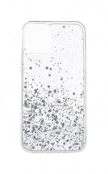 Zadní pevný kryt na iPhone 12 Pro Brilliant Transparent
