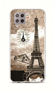 Zadní silikonový kryt na Samsung A42 Paris 2