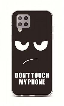 Zadní silikonový kryt na Samsung A42 Don't Touch