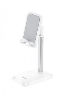 Stojánek na mobil teleskopický HOCO PH27 bílý
