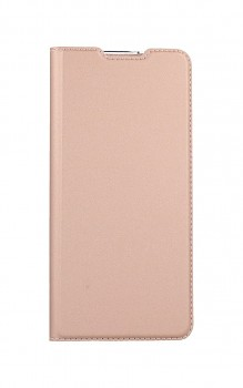 Knížkové pouzdro Dux Ducis na Samsung A42 růžové