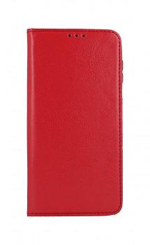 Knížkové pouzdro Special na Samsung S21 červené