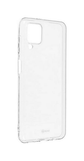 Kryt Roar Samsung A12 silikon průhledný 55558 (pouzdro neboli obal na mobil Samsung A12)