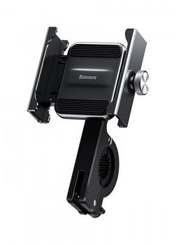 Držák na mobil na motocykl / skútr / kolo Baseus Knight (CRJBZ-01) černý