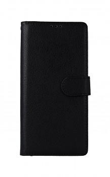 Knížkové pouzdro na Samsung A42 černé s přezkou