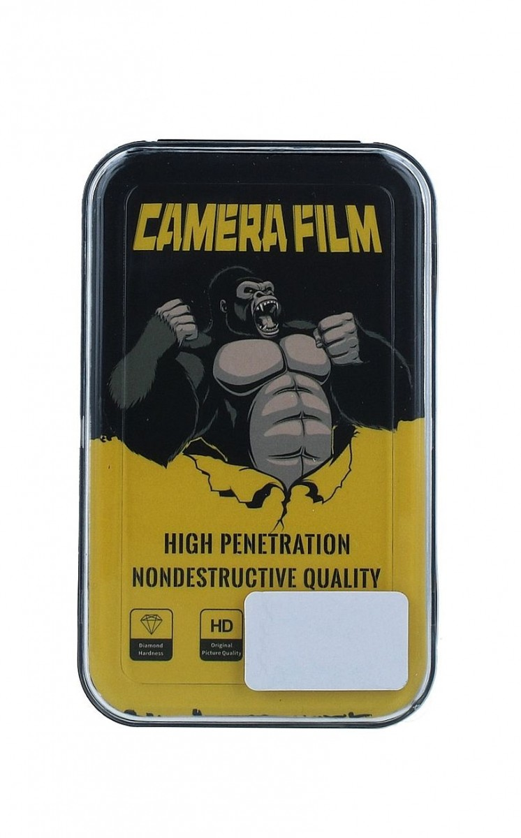 Tvrzené sklo TopQ Gorilla na zadní fotoaparát iPhone 11 Pro 55609 (ochranné sklo na zadní čočku fotoaparátu iPhone 11 Pro)