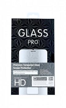 Tvrzené sklo TopGlass na Samsung A12 Full Cover černé