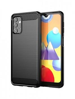 Zadní silikonový kryt na Samsung A32 5G černý