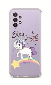 Zadní silikonový kryt na Samsung A32 5G Stay Unicorn