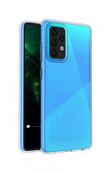 Zadní silikonový kryt na Samsung A52 1 mm průhledný