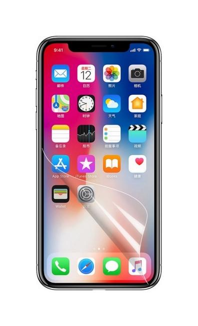 Ochranná folie TopQ na displej na mobil iPhone XS 55876