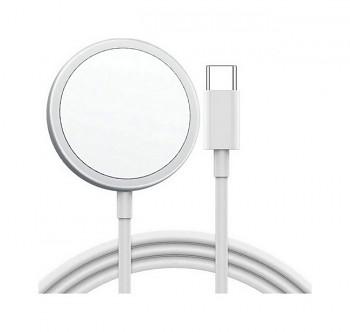 Bezdrátová nabíječka MagSafe 15W bílá