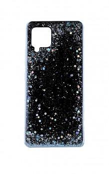 Zadní pevný kryt na Samsung A42 Brilliant Black