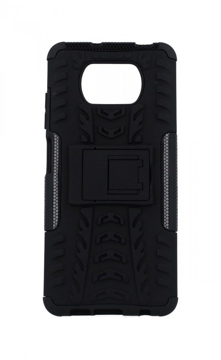 Ultra odolný zadní kryt na Xiaomi Poco X3 černý