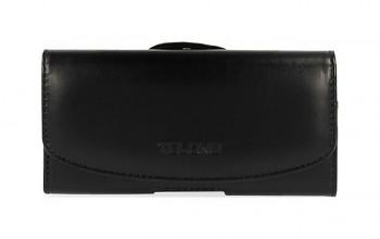 Pouzdro na opasek Telone Viva 135.70.15. černé