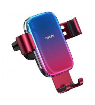 Držák na mobil do auta Baseus Glaze Gravity SUYL-LG09 růžový tmavý