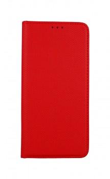 Knížkové pouzdro Smart Magnet na Samsung A42 červené