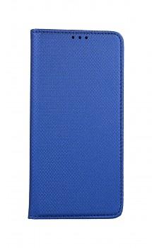Knížkové pouzdro Smart Magnet na Samsung A42 modré