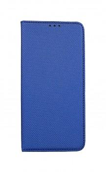 Knížkové pouzdro Smart Magnet na Samsung A02s modré