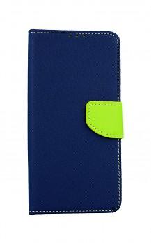 Knížkové pouzdro na Samsung A12 modré