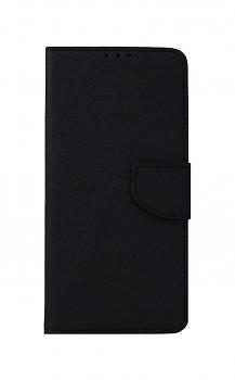 Knížkové pouzdro na Samsung A12 černé