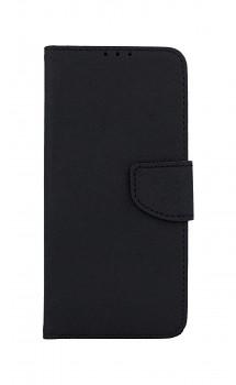 Knížkové pouzdro na Samsung A52 černé