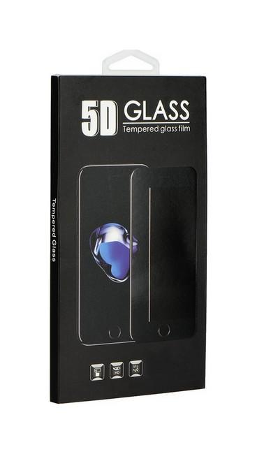 Tvrzené sklo BlackGlass Samsung A02s 5D černé 56195 (ochranné sklo Samsung A02s)