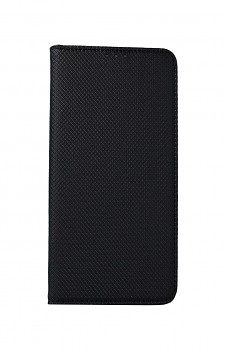 Knížkové pouzdro Smart Magnet na Samsung A12 černé