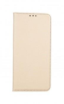 Knížkové pouzdro Smart Magnet na Samsung A32 5G zlaté