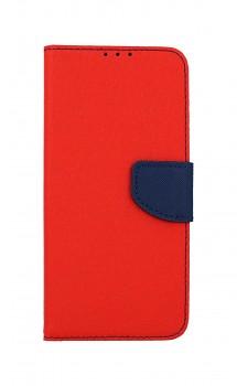 Knížkové pouzdro na Samsung A52 červené