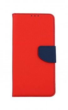 Knížkové pouzdro na Samsung A02s červené