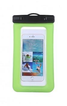 Vodotěsné pouzdro na mobil ETUI AIRBAG zelené