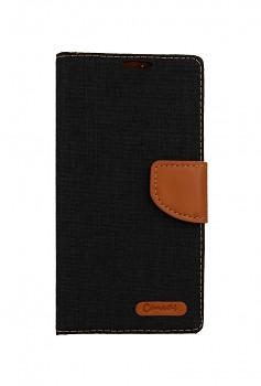Knížkové pouzdro Canvas na Samsung S10 černé