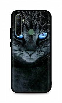 Zadní silikonový kryt DARK na Realme 6i Dark Cat