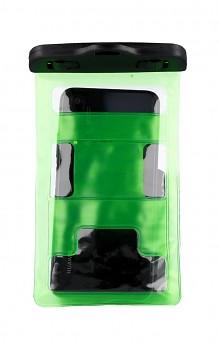 Univerzální vodotěsné pouzdro na mobil Typ 2 zelené
