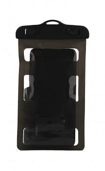 Univerzální vodotěsné pouzdro na mobil Typ 2 černé