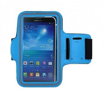 Pouzdro na ruku velikost XL světle modré