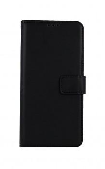 Knížkové pouzdro na Samsung A12 černé s přezkou 2