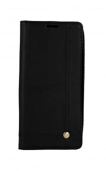 Knížkové pouzdro Prestige Book na Samsung A02s černé