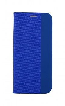 Knížkové pouzdro Sensitive Book na Samsung A02s modré