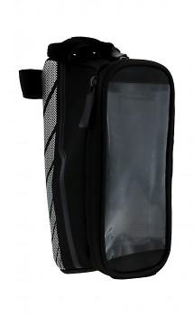 Pouzdro RIDE SUPPORT na rám kola černé XL