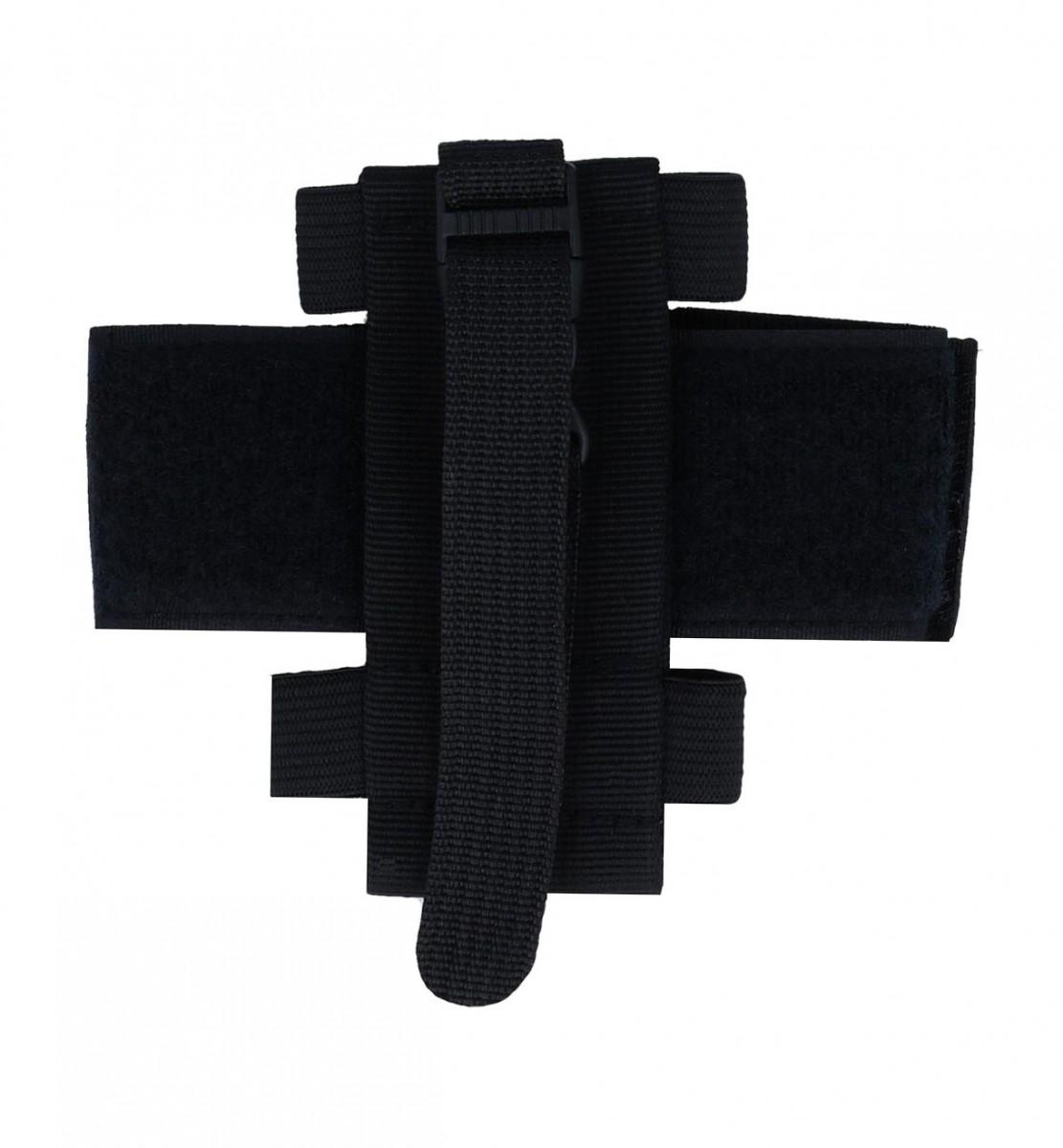 Univerzální sportovní pouzdro TopQ na ruku Basic černé 56567 (sportovní obal)