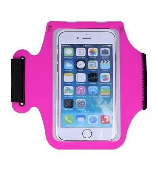 Pouzdro na ruku Pocket velikost XL růžové