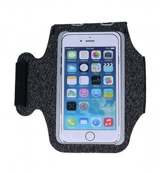 Pouzdro na ruku Pocket velikost XL šedé