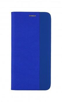 Knížkové pouzdro Sensitive Book na Samsung A52 modré