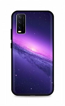 Zadní silikonový kryt DARK na Vivo Y20s Galaxy