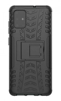 Ultra odolný zadní kryt na Samsung A02s černý
