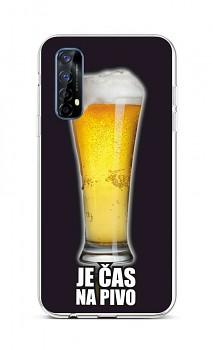 Zadní silikonový kryt na Realme 7 Pivo