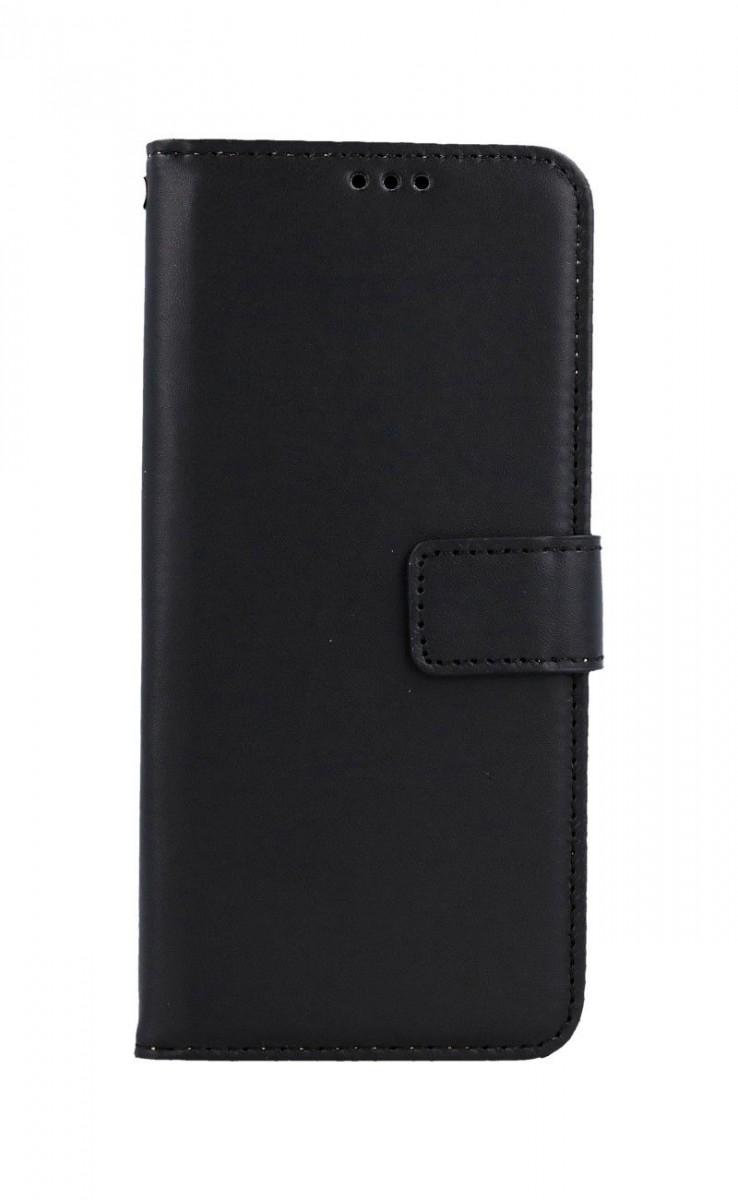 Pouzdro TopQ Vivo Y70 knížkové černé s přezkou 2 57027 (obal neboli kryt Vivo Y70)