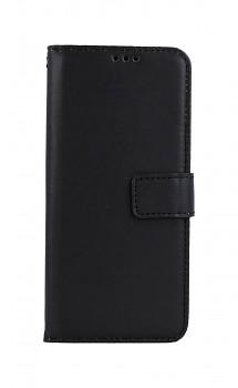 Knížkové pouzdro na Vivo Y70 černé s přezkou 2